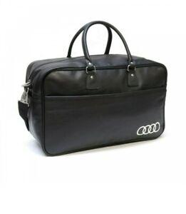 Audi Leisure Bag Black Special Edition 3151800710 Genuine New
