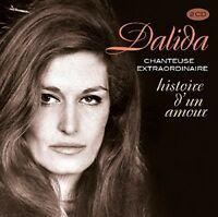 Dalida - Histoire D'Un Amour [New CD] Holland - Import
