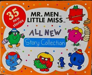 Mr Men Little Miss All New Story Collection Box Set Roger Hargreaves 35 Books