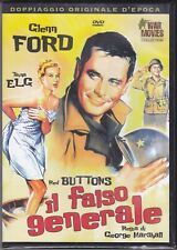 Dvd **IL FALSO GENERALE** con Glenn Ford nuovo 1958