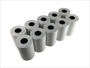 2 1/4 x 50 thermal paper  10 ROLLS **FREE SHIPPING**  Clover Mini