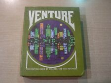 VENTURE - Fascinating game of finance and big business 1970