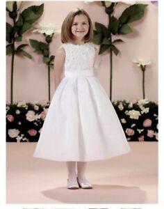 joan calabrese communion dress