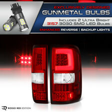 LED Light Bar Tube Red Tail Lamp <04-08 Ford F150 Lobo> Superior LED Bulb BackUp