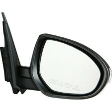 Pilot Power Non Heated Mirror Right Black Smooth/Textured MZ369410BR