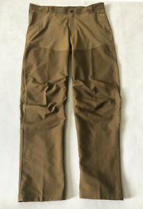 First Lite Men's Sawbuck Brush Pant Dry Earth Size 42X33