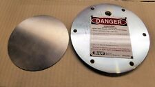 GE BHA Energy Cover Plate For Acoustic Cleaner 01000812