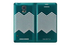 Samsung À Rabat Type Portefeuille by Nicholas Kirkwood (galaxy S5) (vrac)