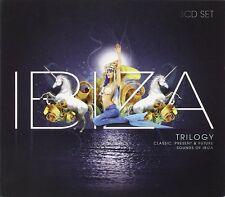 Ibiza Trilogy-Balearic Soul, cantoma, Karu, Mojo Project - 3 CD nuevo