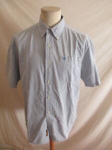Chemise Timberland Bleu Taille L à - 62%