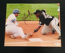 Dayan Viciedo Autographed Chicago White Sox 8x10 Photo/ JSA