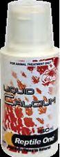 Reptile One R1-46215 Calcium Liquid Reptile 150ml For Reptiles & Amphibians
