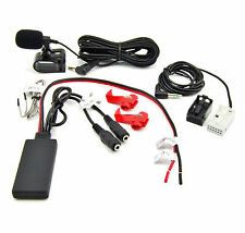 BLUETOOTH AUX ADAPTER BMW E60 E61 E63 E83 CCC RADIO SPOTIFY FREISPRECHEN TELEFON