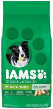 IAMS PROACTIVE HEALTH Adult Dry Dog Food MiniChunks