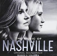 Nashville Cast - The Music Of Nashville: Original Soundtrack Season 3,  (NEW CD)