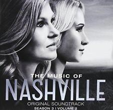 Nashville Cast - The Music Of Nashville: Original Soundtrack Season 3,  (NEW CD)