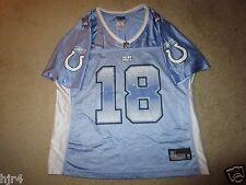 Peyton Manning #16 Indianapolis Colts Reebok NFL Jersey Womens XL