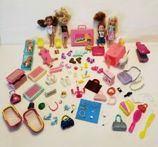 Large Lot Barbie & Doll Accessories Earrings Babies Accessories Shoes Purses