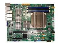Supermicro X10SLH-N6-ST031 W/ E3-1231v3 MircoATX LGA1150 3x X540-T2