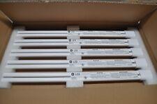 "CASE OF 10 GE 39075 LED172G11/840/10 22"" 4 PIN LED TUBES 2200 LUMENS 17W NOS"