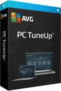 AVG PC TuneUp - 10 PC, bis Jahr 2022