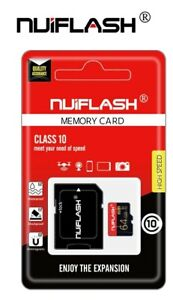 Micro SD Card Tf Sdxc Sdhc High Speed Class 10 TF Memory Card Phone/Camera