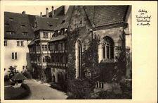 Coburg Bayern AK ~1920/30 Oberfranken Festung Hof Fürstenbau Kapelle Kirche Burg