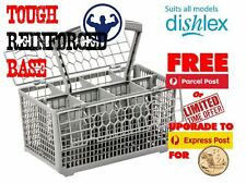 Dishlex dishwasher replacement cutlery basket. Best reinforced base