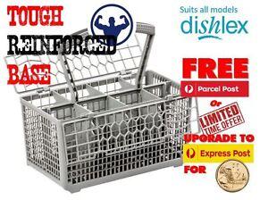 Dishlex dishwasher replacement cutlery basket. Best reinforced base
