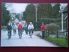 POSTCARD SHROPSHIRE CYCLING AT CAYNHAM ASHFORD
