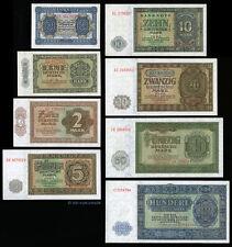 Set di 1948 DDR __ 50 PF. -100 marchi *** UNC./CASSE freschi!