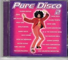 (DM323) Pure Disco, Vol. 2, 21 tracks various Artists - 1997 CD