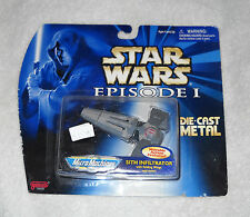 Micro Machines Die Cast Metal - Sith Infiltrator (mini vehicle) MOC