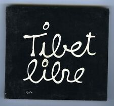 2 CDs (NEW) TIBET LIBRE /FREE TIBET (VARIOUS)
