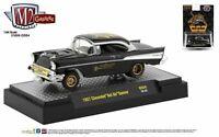 M2 Machines Chevrolet Bel Air Gasser 1957  Ford 427 1:64 Diecast Car