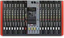 NOVIK NEO Mixer NVK-16M USB 16 CHANNEL MIXER, MP3 player, Compatible with USB an