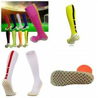 Hombre transpirable calcetines de fútbol Medias rodilla alta  algodón Socks