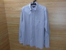 "Mens Gant Liberty Bell Poplin Regular Fit Shirt Medium 44"" Chest 100% Cotton"