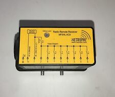 Hetronic Radio Remote Receiver MFSHL-AC8 DPC