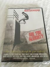 New Tws Transword Are You Alright Video Skateboard Dvd
