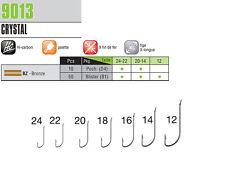Hameçons spécial compétition VMC Ref: 9013 BZ N°18 par 10