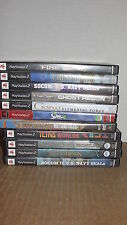 (10) PLAYSTATION 2 GAMES & ONE MILLION MOTORCYCLES VIDEO