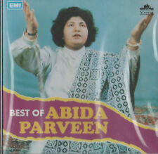 ABIDA PARVEEN - BEST OF ABIDA PARVEEN - BRAND NEW ORIGINAL CD
