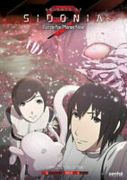 Knights Of Sidonia: Season 2 - Battle for Planet Nine (DVD, Complete Collection)