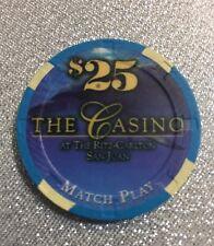 New listing Casino Chip Token Puerto Rico.The Ritz Carlton Match Play $25