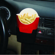 Mini Car Bracket French Fry  Cup Mobile Phone Storage Box Food Cup   US ! # RF5