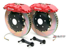 Brembo Front GT Big Brake BBK 4piston Red 355x32 Slot Disc BMW E36 E46 Z3 Z4