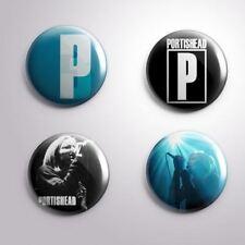 4 PORTISHEAD - Pinbacks Badge Button Pin 25mm 1''