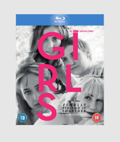 Girls Season 5 Blu-ray [Region Free] Fifth Season HBO Comedy Drama Series - NEW