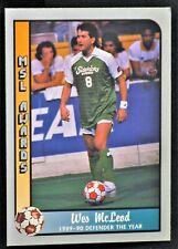 1990 Pacific MSL #212 Wes McLeod SP46